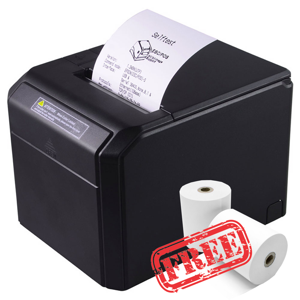 Mobile Thermal Receipt Printer Bixolon SPP-R310 [Wi-Fi